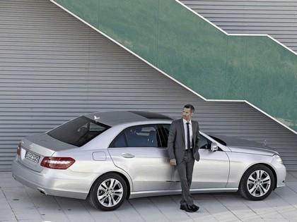 2009 Mercedes-Benz E-klasse Avantgarde 1