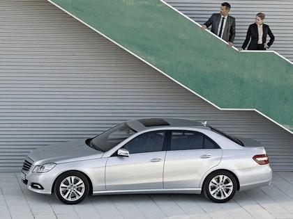 2009 Mercedes-Benz E-klasse Avantgarde 2