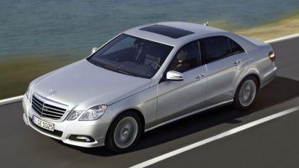 2009 Mercedes-Benz E-klasse Avantgarde 4