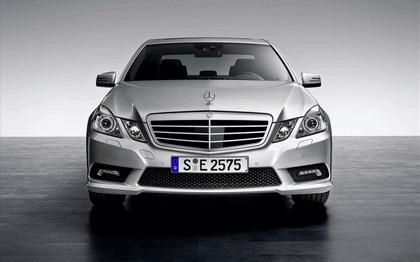 2009 Mercedes-Benz E-klasse Avantgarde AMG sports package 12