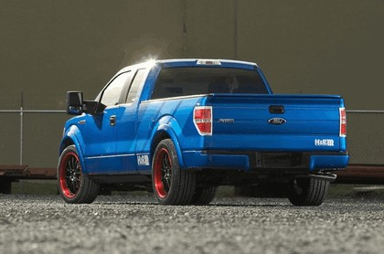 2009 Ford F-150 Hot Rod by H&R Springs 2