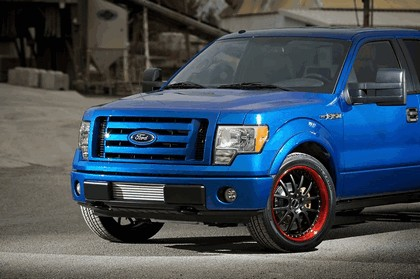 2009 Ford F-150 Hot Rod by H&R Springs 3