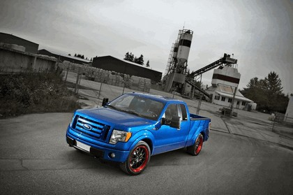 2009 Ford F-150 Hot Rod by H&R Springs 4