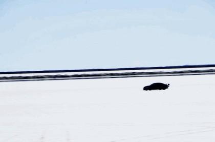 2009 Jaguar XFR - Bonneville speed record 5
