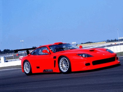 2001 Ferrari 550 Maranello FIA GT 1