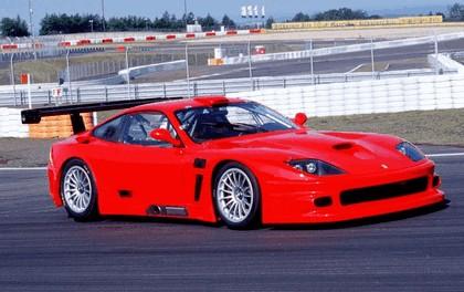 2001 Ferrari 550 Maranello FIA GT 2