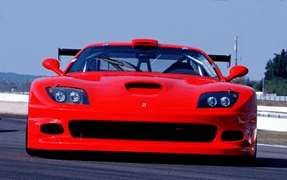 2001 Ferrari 550 Maranello FIA GT 3