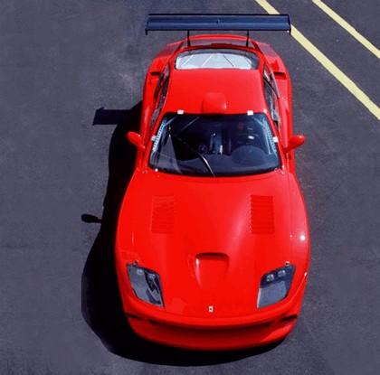 2001 Ferrari 550 Maranello FIA GT 4