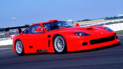 2001 Ferrari 550 Maranello FIA GT 9