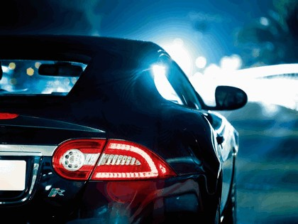 2010 Jaguar XKR 45