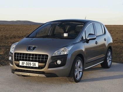 2009 Peugeot 3008 3