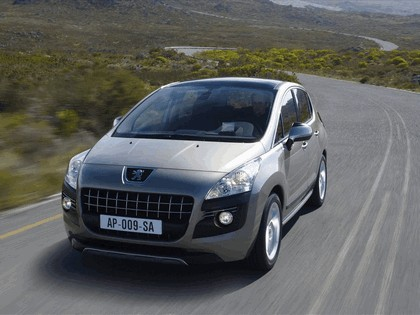 2009 Peugeot 3008 11