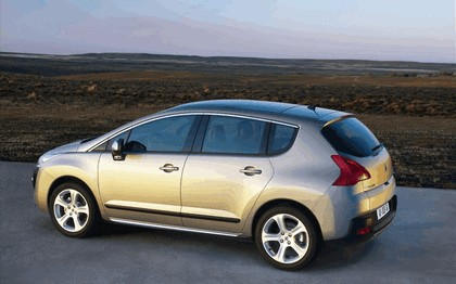 2009 Peugeot 3008 17