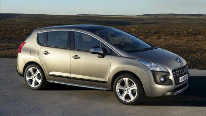 2009 Peugeot 3008 2