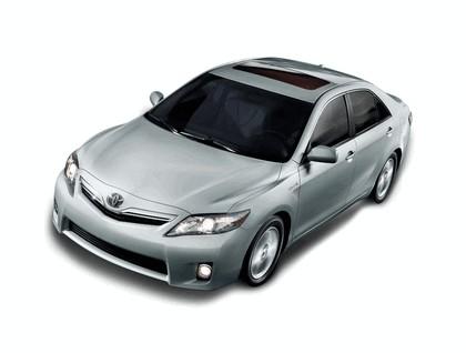 2009 Toyota Camry hybrid 1