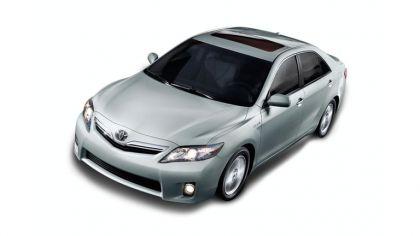 2009 Toyota Camry hybrid 9