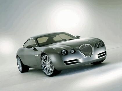 2001 Jaguar R coupé concept 1