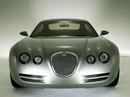 2001 Jaguar R coupé concept 4