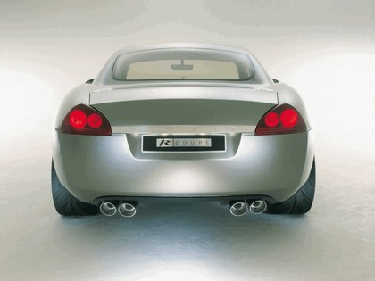2001 Jaguar R coupé concept 5
