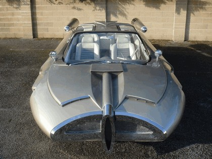 1958 Ford X-2000 Recreation by Andy Saunders 1