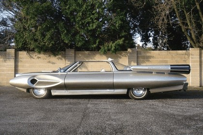 1958 Ford X-2000 Recreation by Andy Saunders 2