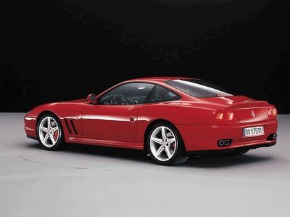 2002 Ferrari 575M Maranello 2