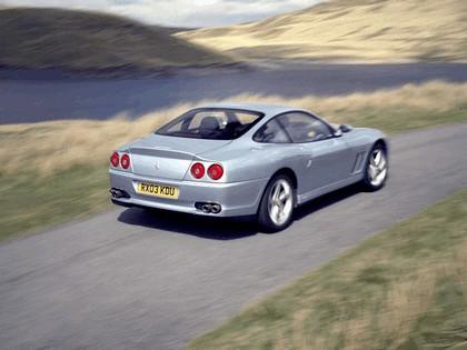 2002 Ferrari 575M Maranello 5