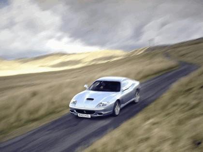 2002 Ferrari 575M Maranello 12