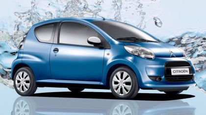 2009 Citroen C1 Splash 4