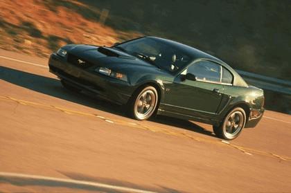 2001 Ford Mustang Bullitt GT 4