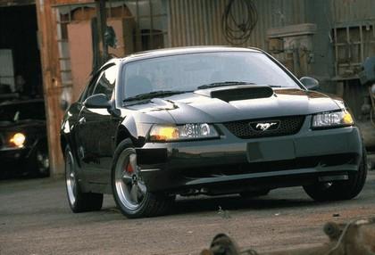 2001 Ford Mustang Bullitt GT 10