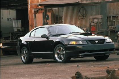 2001 Ford Mustang Bullitt GT 11