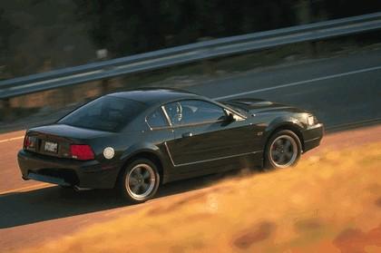 2001 Ford Mustang Bullitt GT 12