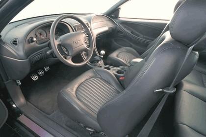 2001 Ford Mustang Bullitt GT 18