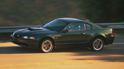 2001 Ford Mustang Bullitt GT 7