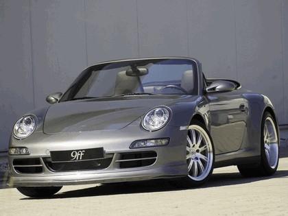 2007 Porsche 911 ( 997 ) Turbo cabriolet by 9ff 4