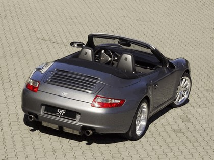 2007 Porsche 911 ( 997 ) Turbo cabriolet by 9ff 5