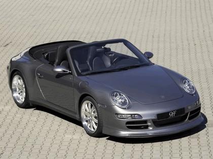2007 Porsche 911 ( 997 ) Turbo cabriolet by 9ff 7