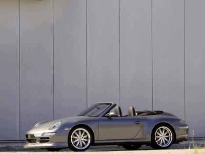 2007 Porsche 911 ( 997 ) Turbo cabriolet by 9ff 8