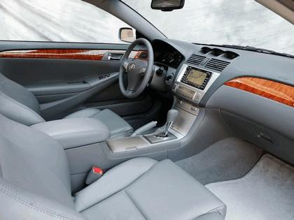 2006 Toyota Camry Solara coupé 7