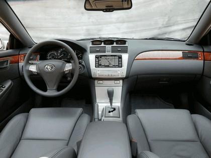 2006 Toyota Camry Solara coupé 8