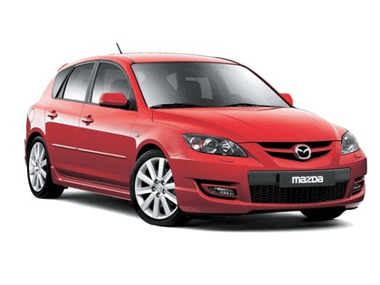 2006 Mazda 3 speed equipped - USA edition 1