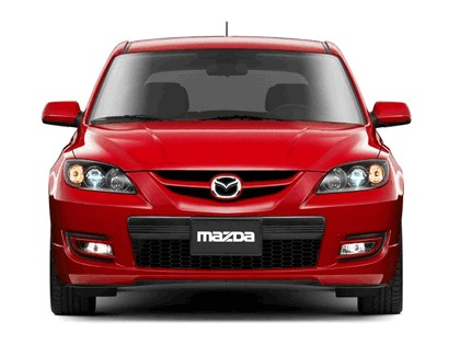 2006 Mazda 3 speed equipped - USA edition 3