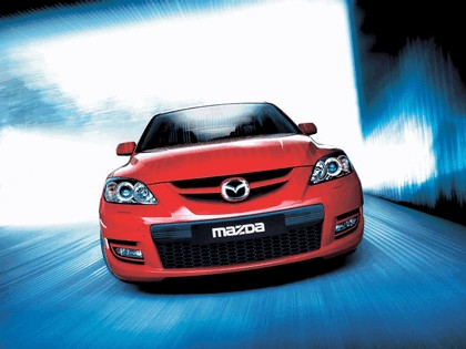 2006 Mazda 3 speed equipped - USA edition 9