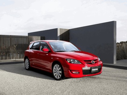 2006 Mazda 3 speed equipped - USA edition 13