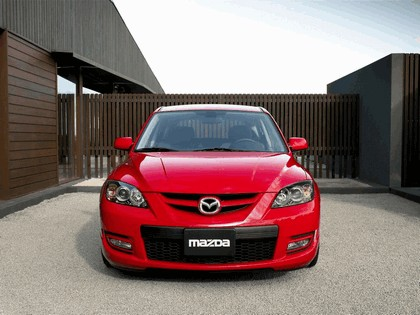 2006 Mazda 3 speed equipped - USA edition 15