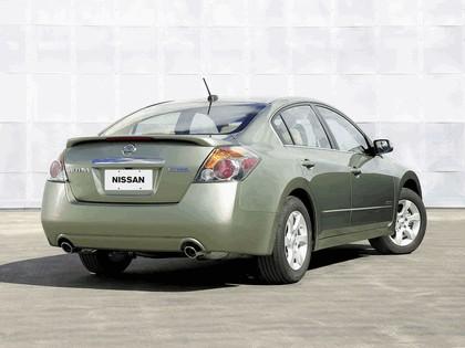 2008 Nissan Altima hybrid 3