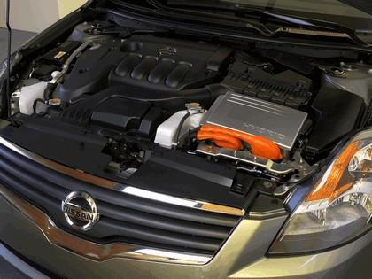 2008 Nissan Altima hybrid 5