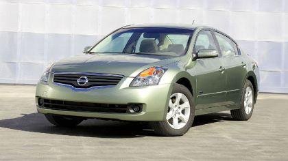 2008 Nissan Altima hybrid 2