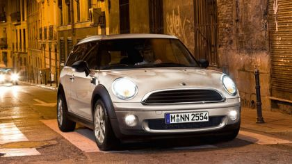 2009 Mini One Clubman 8